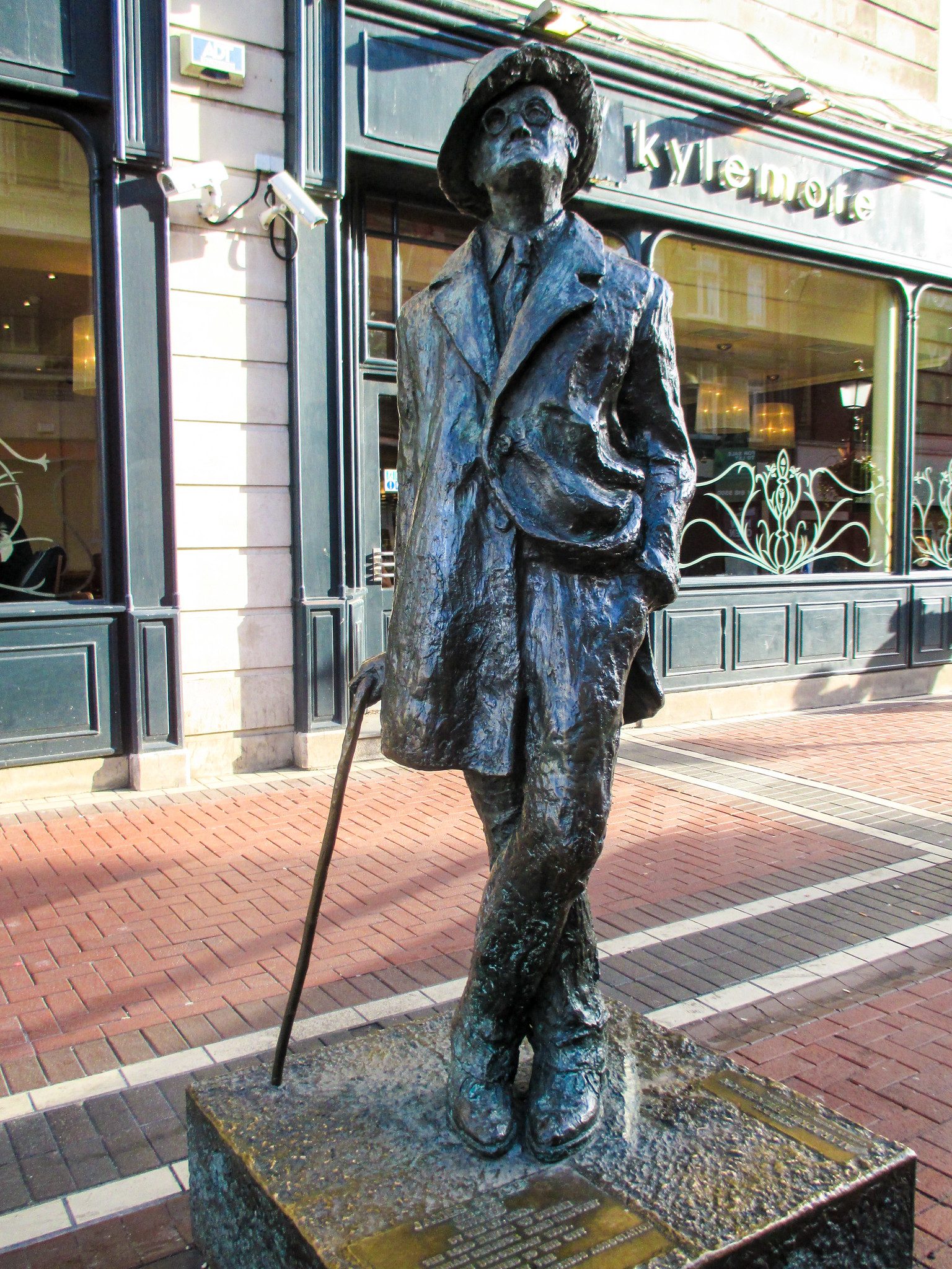 seeing joyce is among things to do alone in dublin