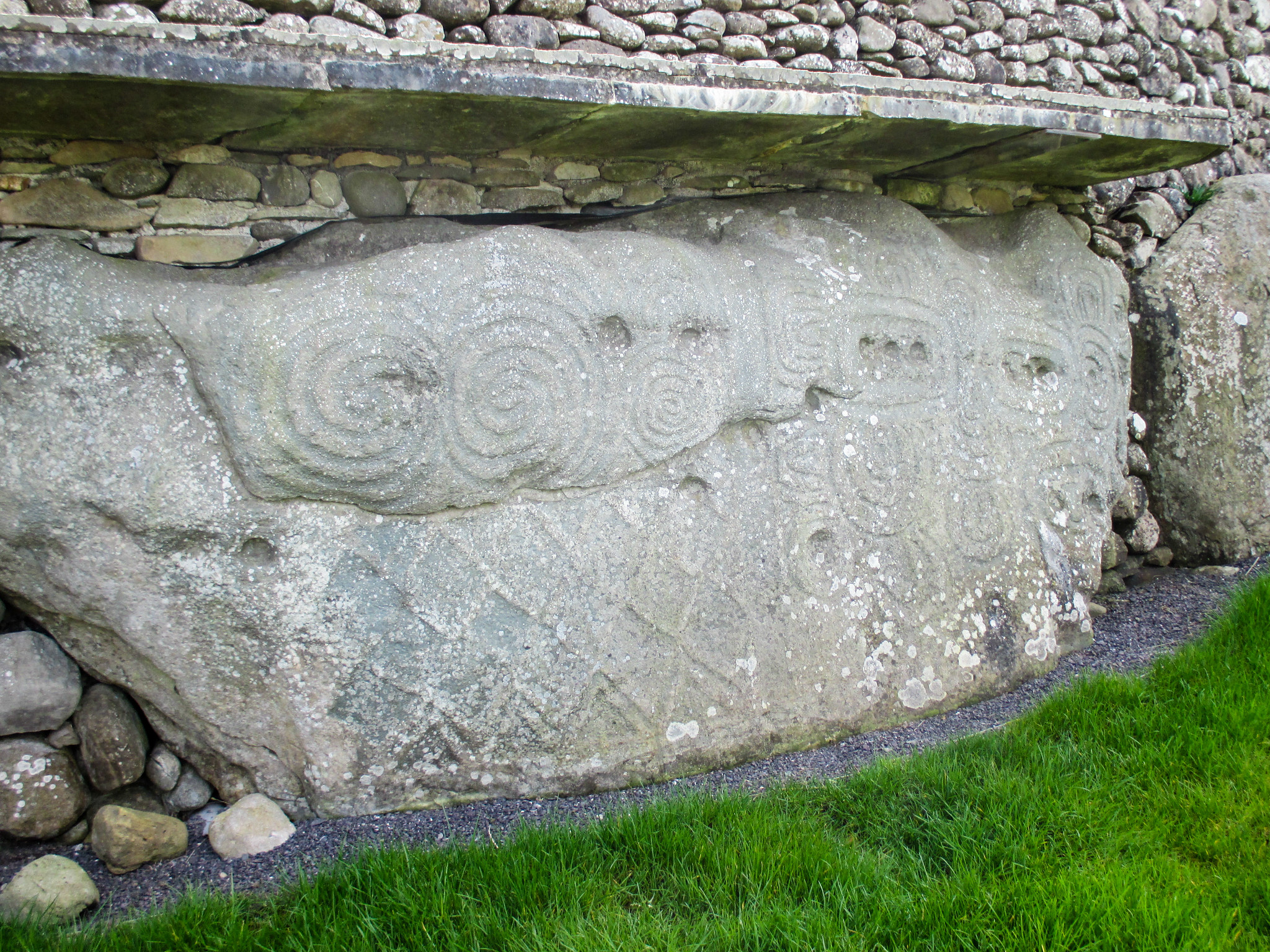 there are plenty of day trips when traveling to dublin alone like newgrange