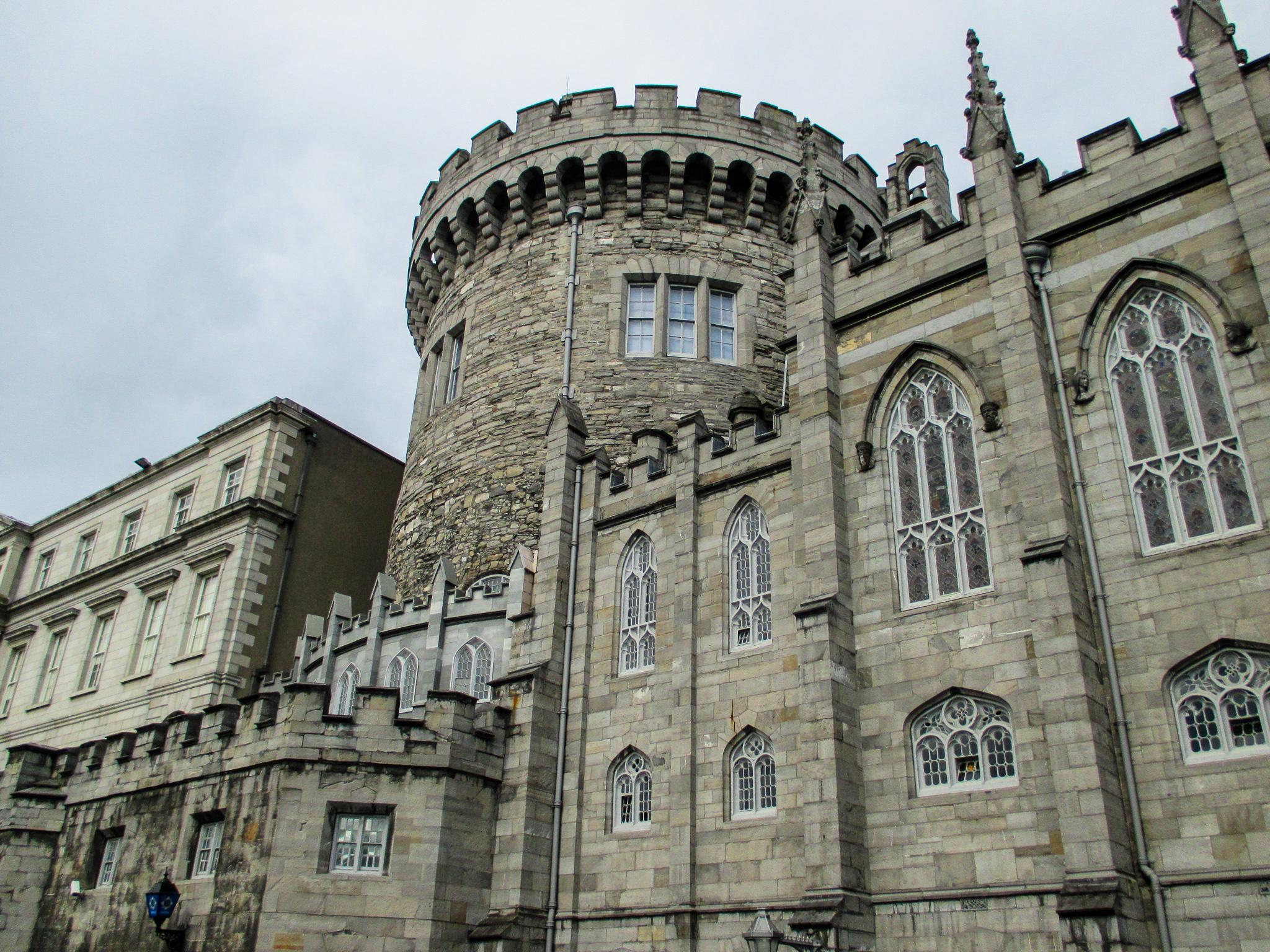dublin castle is what to do in dublin alone