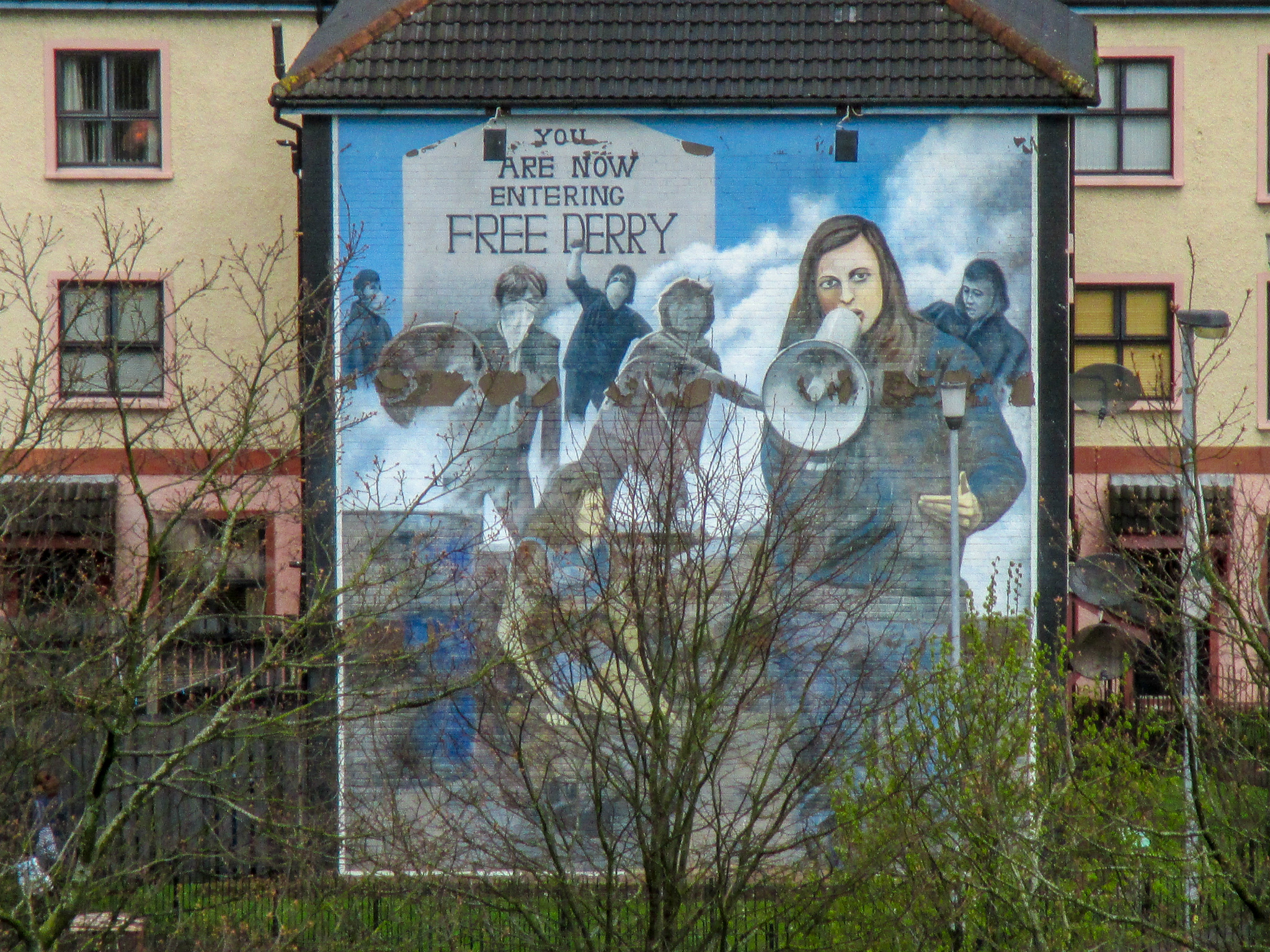 bring a good camera as part of what to pack for ireland in april you'll snap wonderful street art