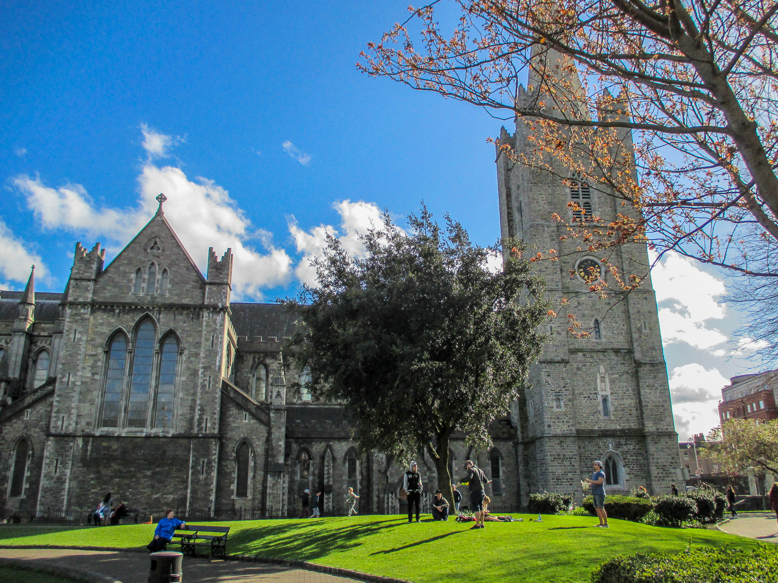 going to ireland alone? don't skip st patrick's
