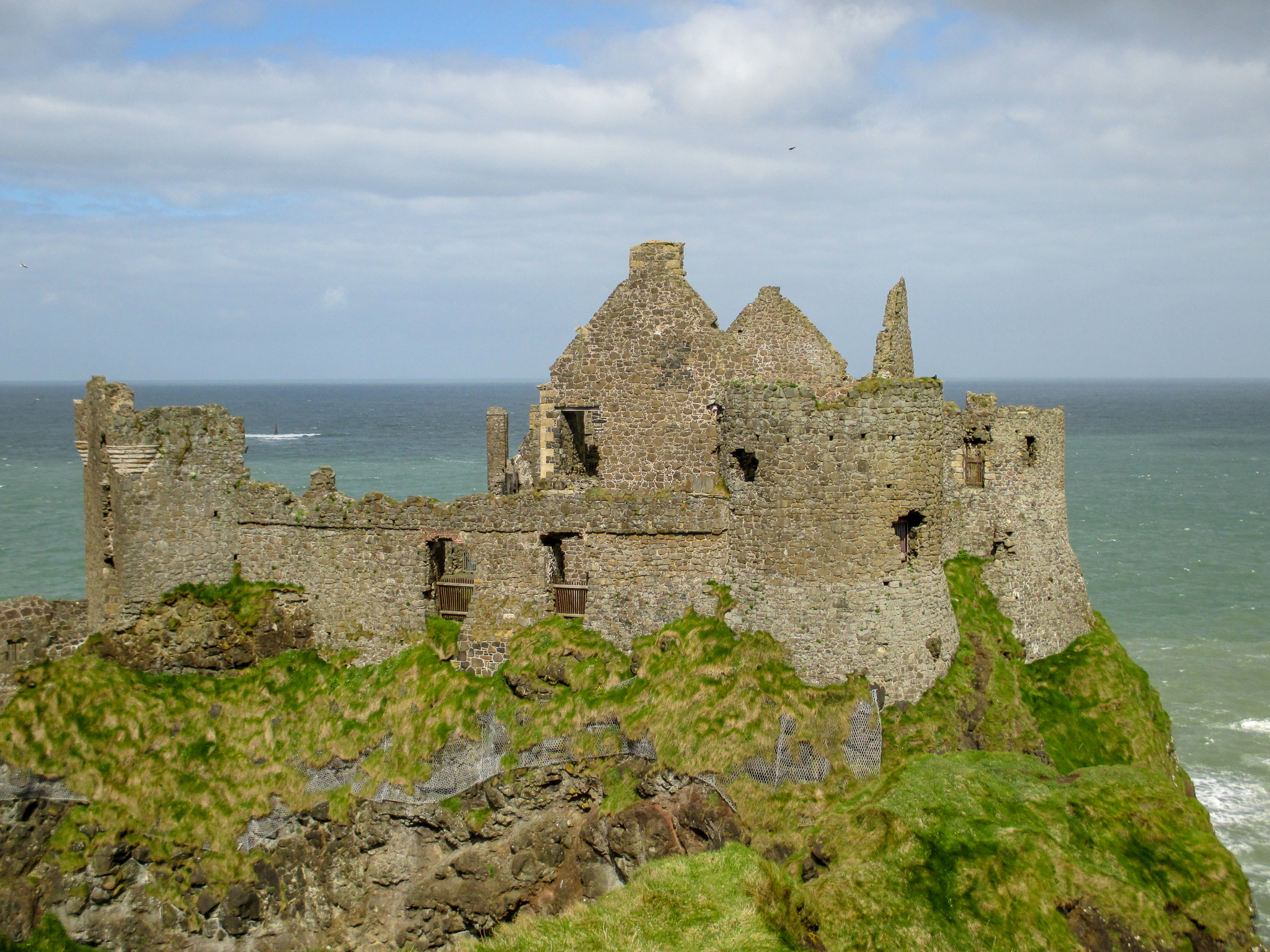 packing for ireland in april: have boots to explore ruined castles