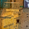 Guinness  Brewery - Maturation sign - Dublin Ireland