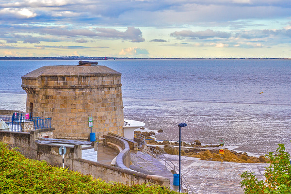 Martello Tower Brighton Vale, Blackrock County - Dublin Ireland