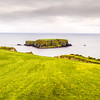 Island in the Causeway Sea - County Antrim - Ireland