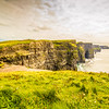 Cliffs of Moher in County Clare - Ireland - 2