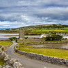 Shanmuckinish Castle in Burren, County Clare - Ireland - 2