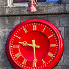 Wall Clock by J Booth and Son - Dublin Ireland