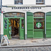 Starbucks on Crown Alley - Dublin Ireland