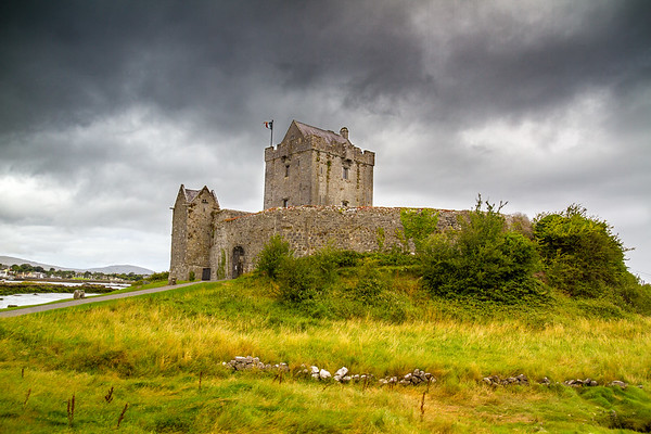 Dunguaire Castle - Kinvara - County Galway, Ireland - 2