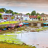Kinvarra Harbour - County Galway, Ireland - Panorama