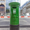 Green Post Box-2