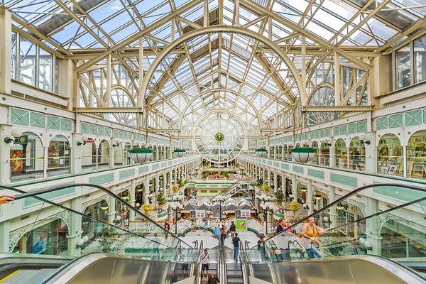 St Stephens Green Shopping Center - Dublin