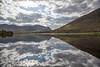 Lough Brin, Iveragh Peninsula, Kerry, Ireland.