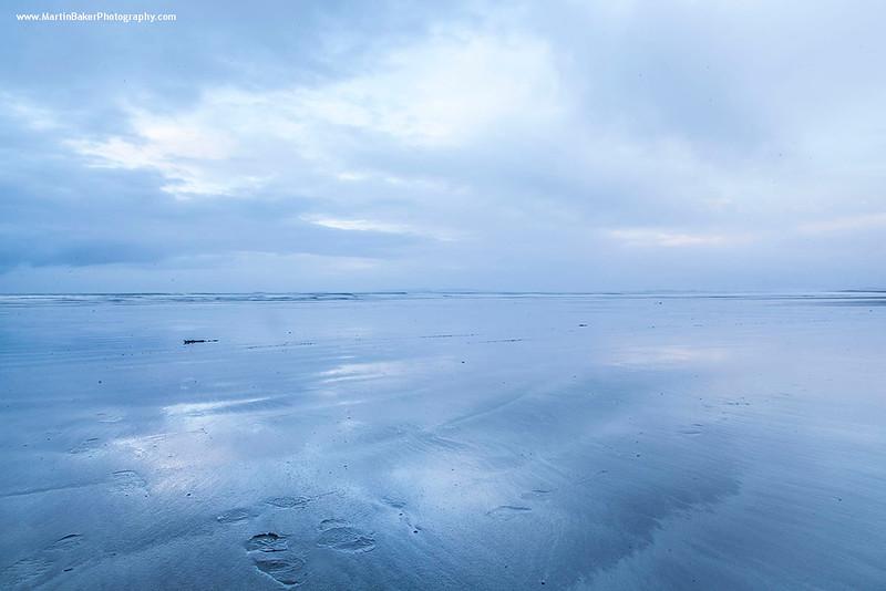 Fermoyle Strand, Cloghane, Dingle peninsula, Kerry, Ireland.