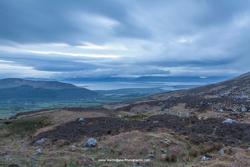 Glenbeigh, The Iveragh Peninsula, Kerry, Ireland.