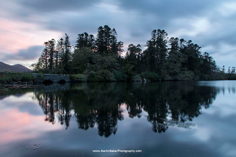 Lauragh, Beara Peninsula, Kerry, Ireland.