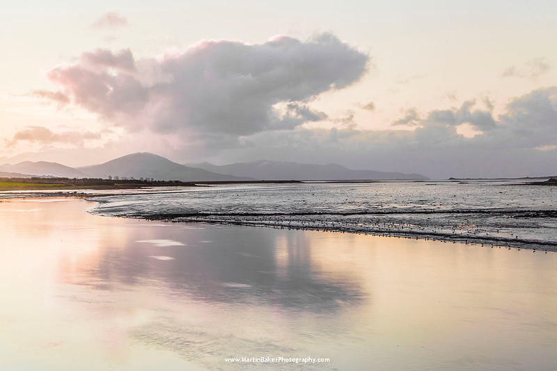 Blennerville and the Dingle peninsula, Tralee, Kerry, Ireland.