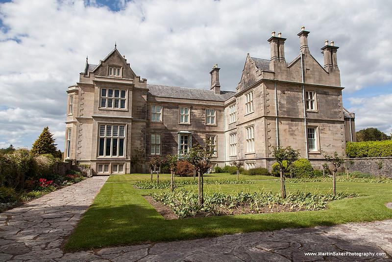 Muckross House, Killarney National Park, Killarney, Kerry, Ireland.