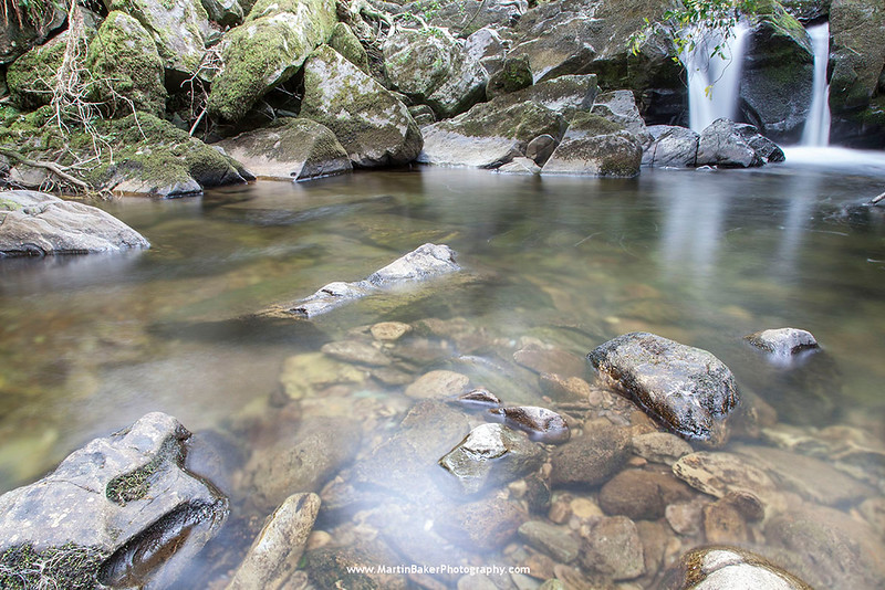 River Caragh, The Black Valley, Kerry, Ireland.