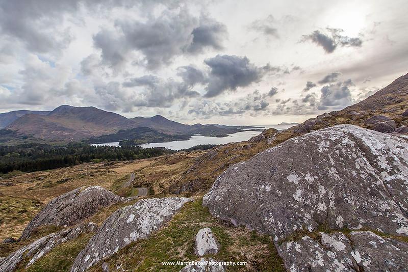 Tuosist, Lauragh, Beara Peninsula, Kerry, Ireland.