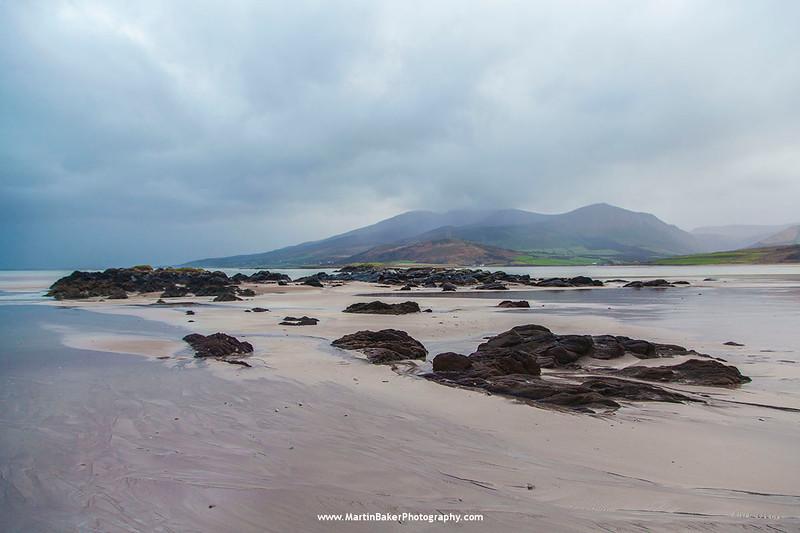 Cappagh Beach, Cloghane, Dingle Peninsula, Kerry, Ireland.