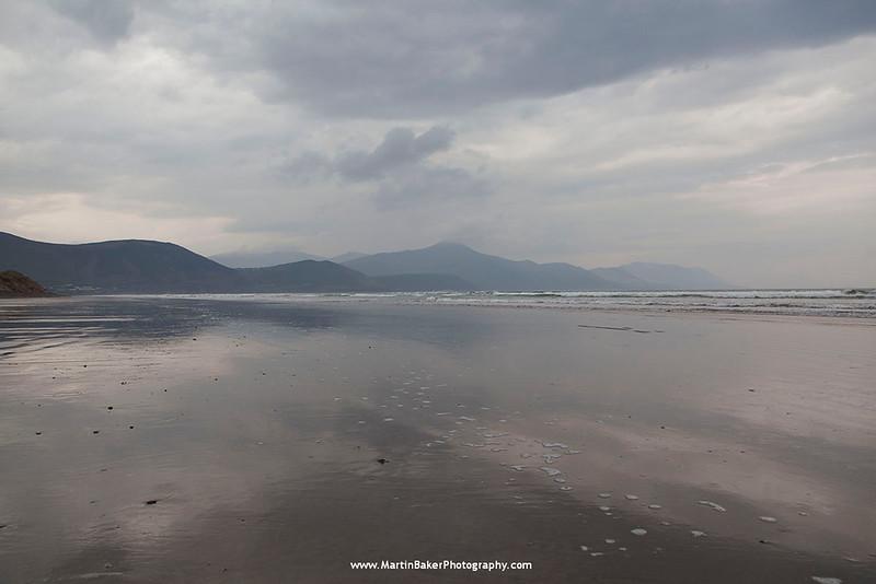 Rossbeigh Strand, Glenbeigh, Iveragh Peninsula, Kerry, Ireland.