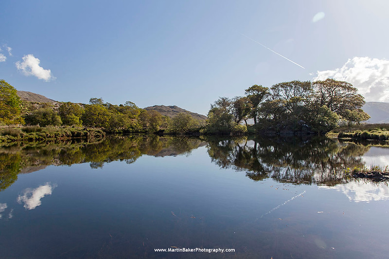 Upper Lake, Killarney National Park, Iveragh Peninsula, Killarney, Kerry, Ireland.