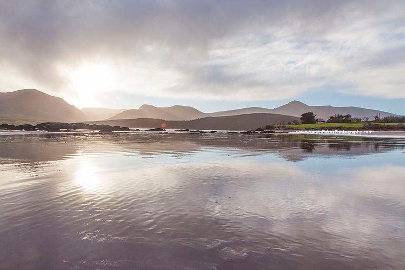 Cloghane Beach, Dingle Peninsula, Kerry, Ireland.