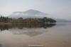 Torc Mountain, Lough Leane, Killarney National Park, Killarney, Kerry, Ireland.