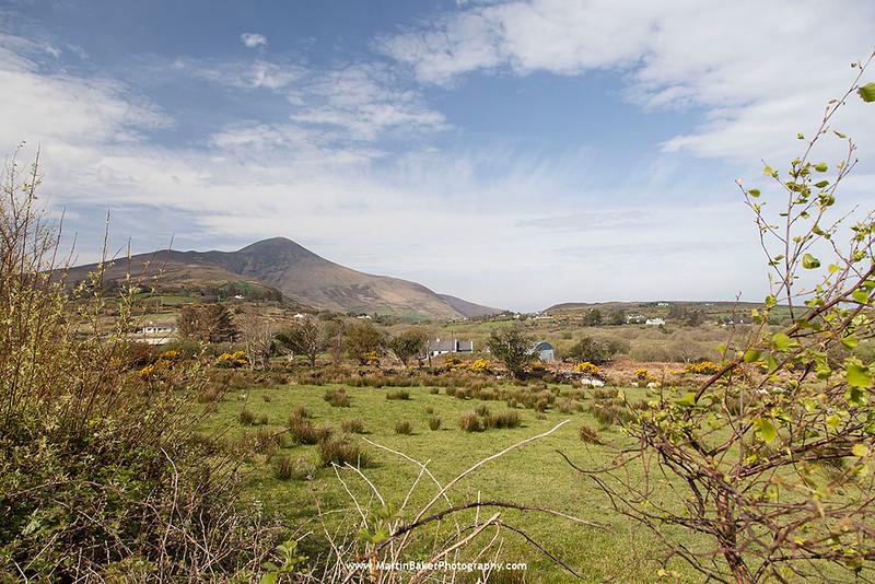 Coomasaharn Horseshoe, Glenbeigh, Iveragh Peninsula, Kerry, Ireland.