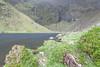 Loch an Mhónáin, Connor Pass, Dingle Peninsula, Kerry, Ireland.