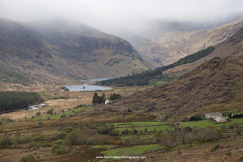 The Black Valley, Killarney, Kerry, Ireland.