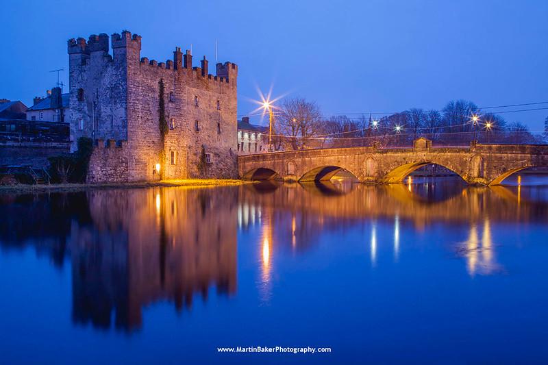White's Castle, Athy, Kildare, Ireland.