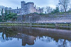 Kilkenny Castle and River Nore, Kilkenny, Ireland.