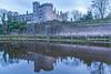 Kilkenny Castle and River Nore, Kilkenny, Ireland.