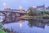 River Nore, Thomastown, Kilkenny, Ireland.