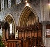 St Canice Cathedral, Interior Choir_vPanorama03 x2 Enh