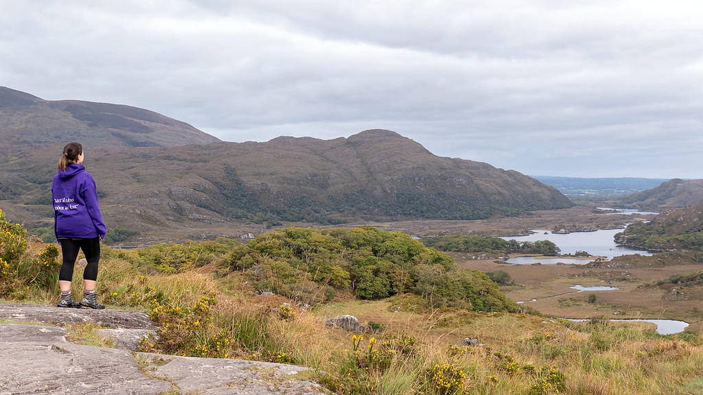 The Ladies View - The Ring of Kerry - Killarney National Park