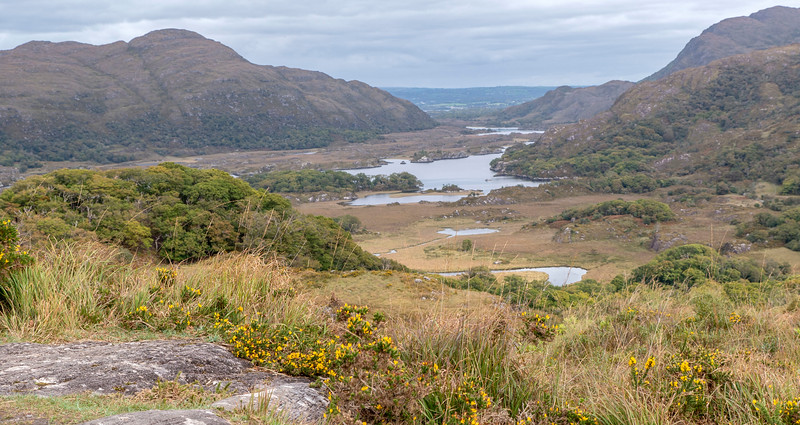 The Ladies View - Killarney National Park