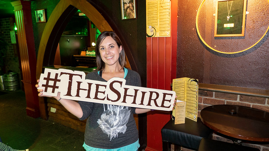 The Shire in Killarney: Lord of the Rings bar
