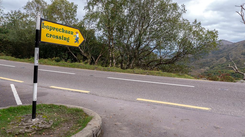 Leprechaun Crossing - The Ring of Kerry