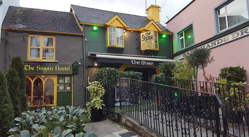 The Shire Pub - Lord of the Rings pub in Ireland