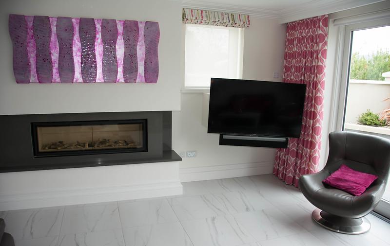 belmont house living room