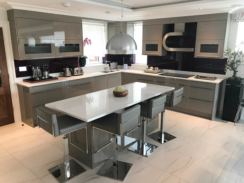belmont house kitchen