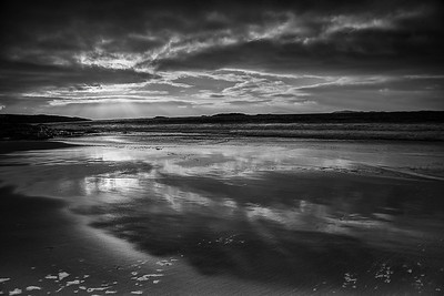 Glassillaun Beach, Renvyle, Connemara