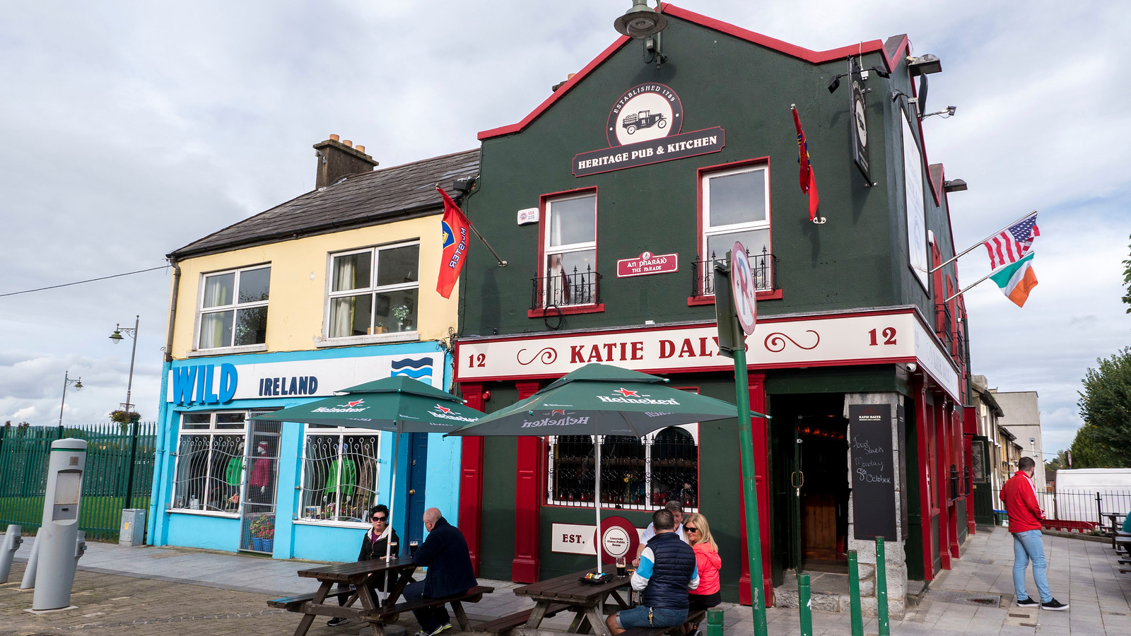 Katie Dalys - Awesome Things to Do in Limerick in Half a Day