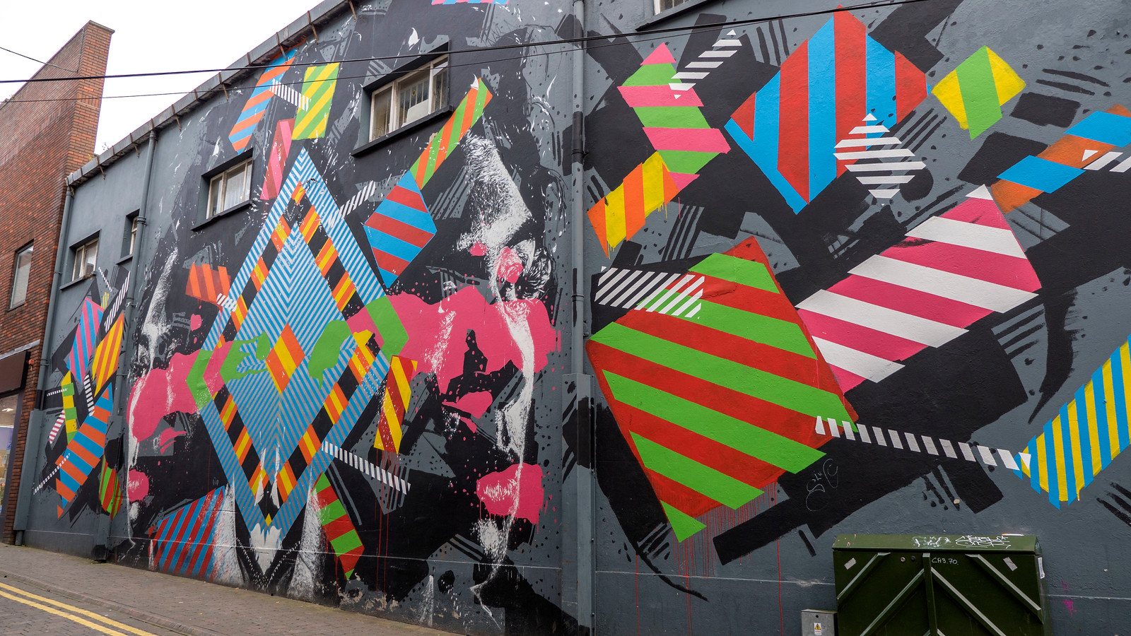 Street Art in Limerick - Awesome Things to Do in Limerick in Half a Day