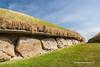Knowth passage tomb, Meath, Ireland.
