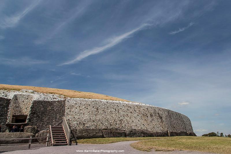 Newgrange, Meath, Ireland.
